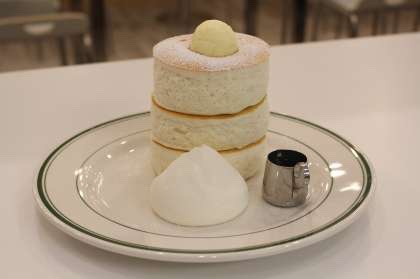 Gram Cafe S Fluffy Japanese Souffle Pancakes Come To Stonestown Galleria Sf Chronicle Inssaidor