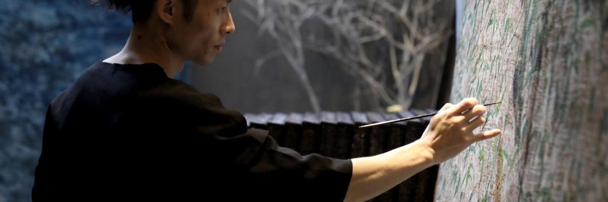 Chinese Artist Wu Guanzhen Recreates Mademoiselle Chanel's