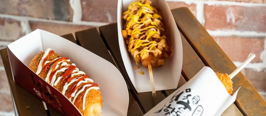 Hot dog trends 2019