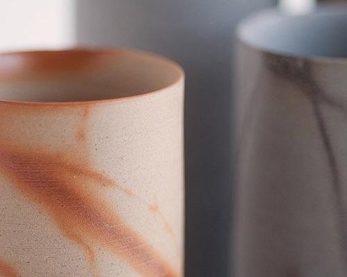 shizuka tatsuno uses japanese pottery tradition in hiiro ceramic